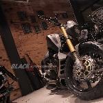 Harley-Davidson Cross Bones Akan Disulap Jadi Bobber Indonesia