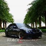 Modifikasi BMW 530i Tampilan Elegan - Tenaga Melimpah