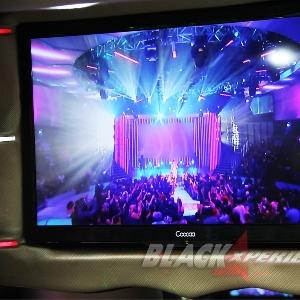 TV Belakang Coocaa 19 inci