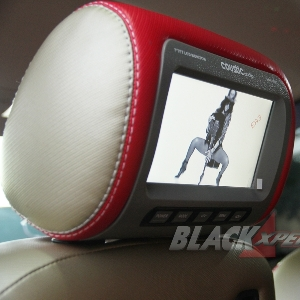 TV Monitor headrest Coustic Audio