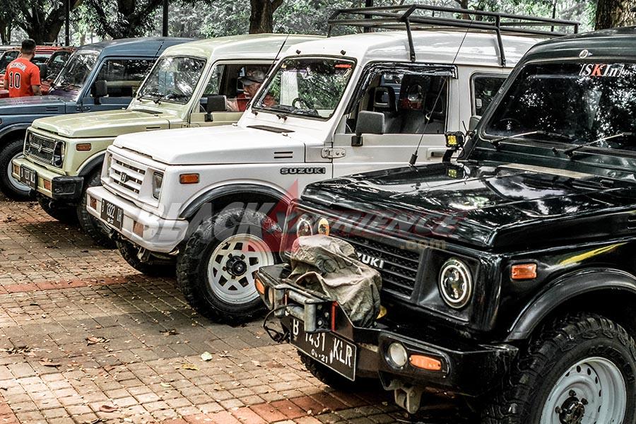 6600 Modif Mobil Jimny Pick Up Gratis Terbaik
