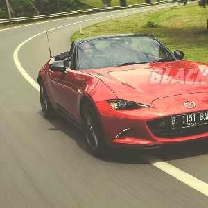 All New Mazda MX-5, Your Daily Roadster