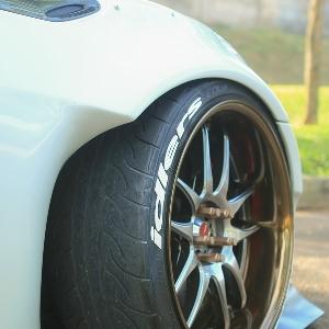 Offset roda depan -20