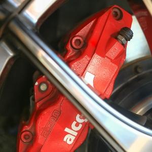 BBK Alcon 350mm 6 pot