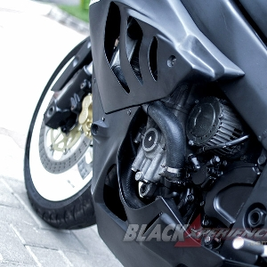 Modifikasi Ninja ZX-7: Racing  Look yang Modern