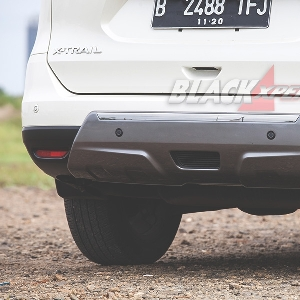 Autoreview Nissan X-Trail Hybrid, One of A Kind