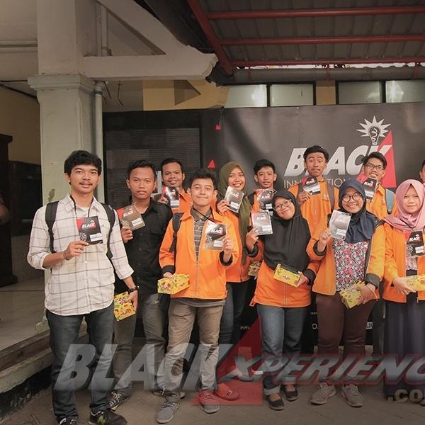 BlackInnovation Roadshow Semarang 2016