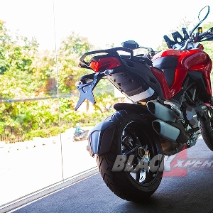 Ducati Multistrada 1260 S - Siap Untuk Segalanya