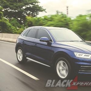 New Audi Q5 - Reimagined