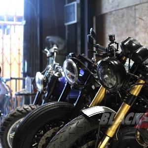 Jajaran motor modifikasi Baru Motor Sport