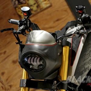 Harley-Davidson V-Rod modifikasi
