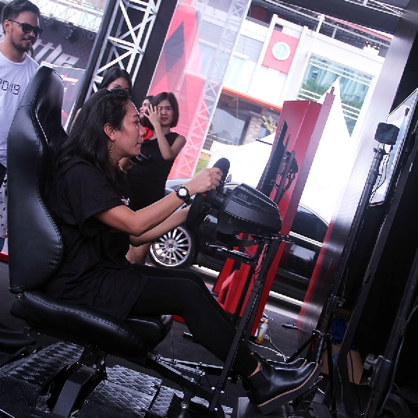 BlackAuto Battle 2019 Balikpapan : Entertainment dan Activity