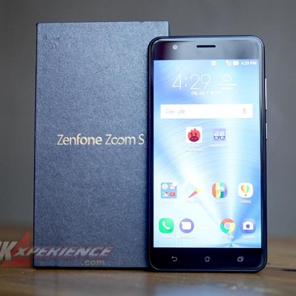 Asus Zenfone Zoom S, Smartphone Jagoan Fotografi