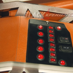 Sistem Pengoprasian Motorized dan Air Suspension