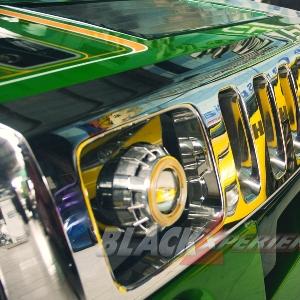 Grille Hummer Impor Langsung dari Amerika Serikat