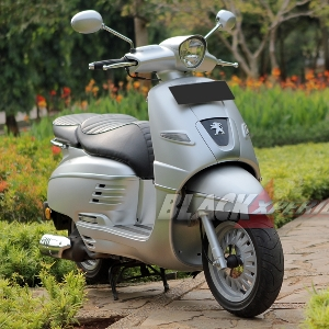Scooter Retro Asal Perancis