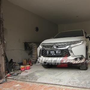 Tampang asli Mitsubishi All New Pajero Sport Dakkar