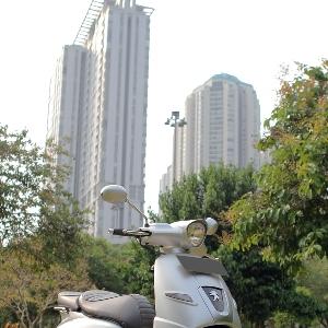 Scooter Urban Buat Mobilitas Perkotaan