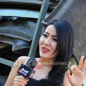 Cheria Vasti saat syuting