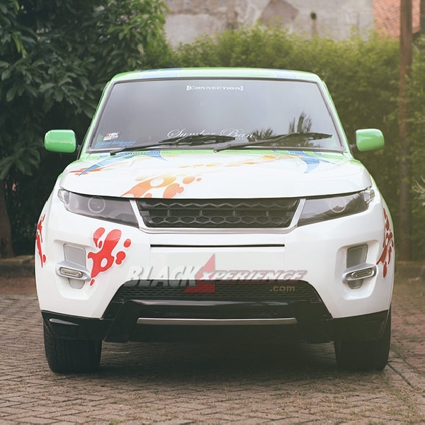 Modifikasi Extreme Toyota Kijang Capsul