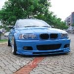 Penyempurnaan BMW 328 Coupe