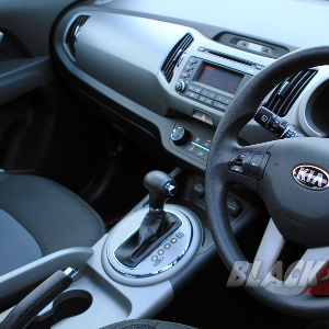 Layout Dashboard Sportage Diesel