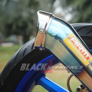 Knalpot ARM ala MotoGP
