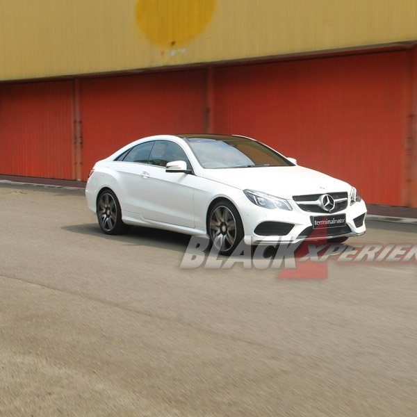 Review: Mercedes Benz E400 Coupe, Ultimate Luxurious