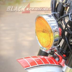 Lampu depan variasi