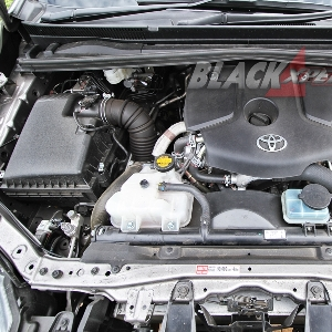 Mesin 2GD-FTV 2,4 liter 4 silinder sejajar (Variable Nozzle Turbo) Intercooler