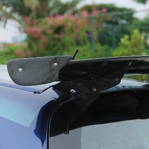 Rear wing custom