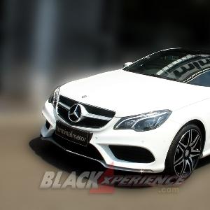 Penampilan mewah ala Mercedes Benz.