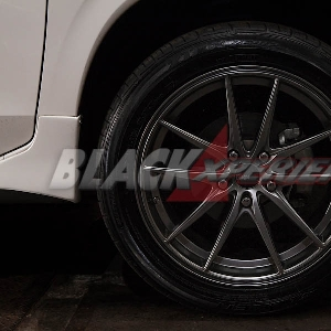 Modifikasi Velg Mitsubishi Xpander - Velg Yang Pantas Untuk MPV Yang Berkualitas