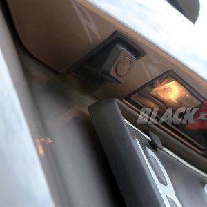 Rear camera parking