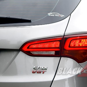 Rear lamp baru