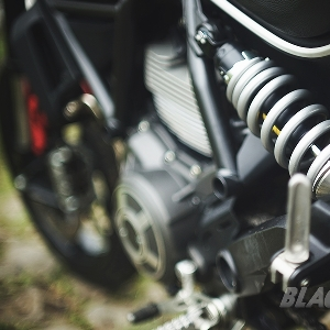 Rear Shock Tunggal