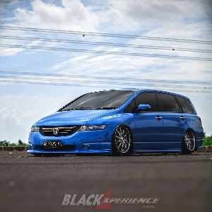 Modifikasi Honda Odyssey RB1: Slam Elegan
