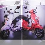 Generasi S dari Vespa Primavera dan Sprint, Perkuat Segmen Kawula Muda Sporty dan Trendy