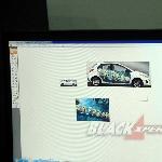 Kolaborasi Glow Auto dan Dice Sticker Jadikan Mazda2 Full Cutting Sticker