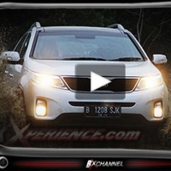 KIA Sorento Diesel, Andalkan Mesin dan Panoramic Sunroof