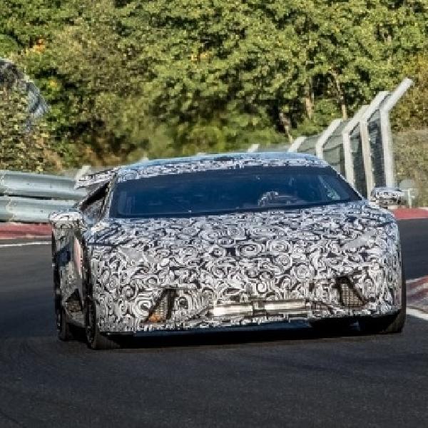 Lamborghini Huracan Performante Pecahkan Rekor Nurburgring