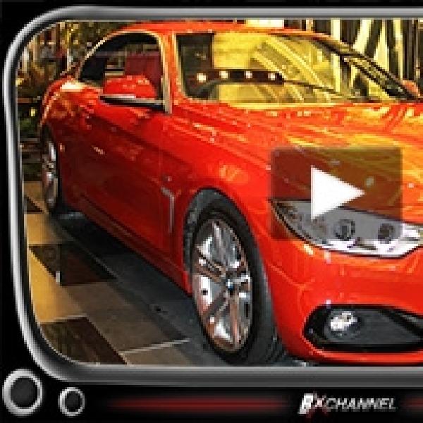 All-New BMW 428i M Sport Convertible, Era Baru kendaraan Atap Terbuka
