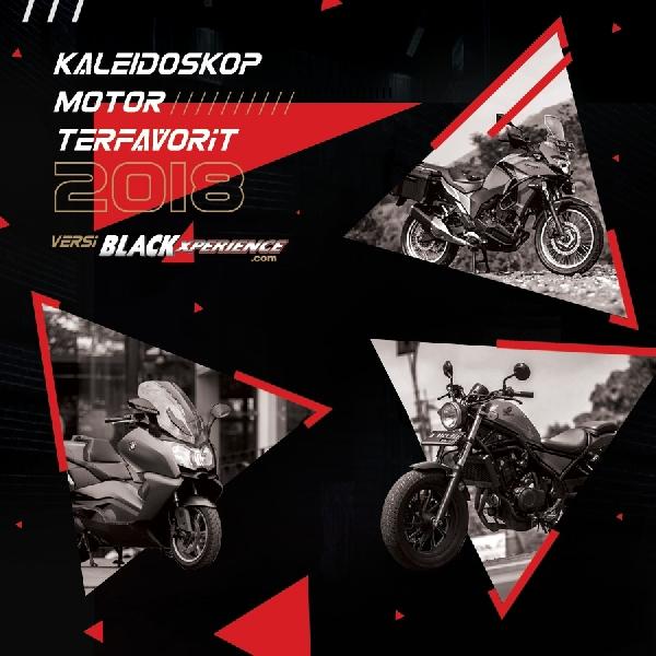 Kaleidoskop Motor Terfavorit 2018 Versi Blackxperience