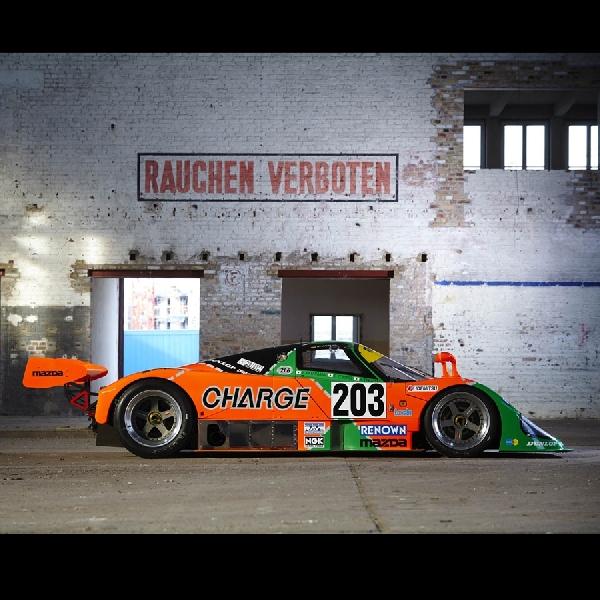 Anda Bisa Merasakan Jadi Juara Lemans dengan Mazda 767B