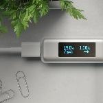 Charge Perangkat Mobile Aman dengan Satechi USB-C Power Meter