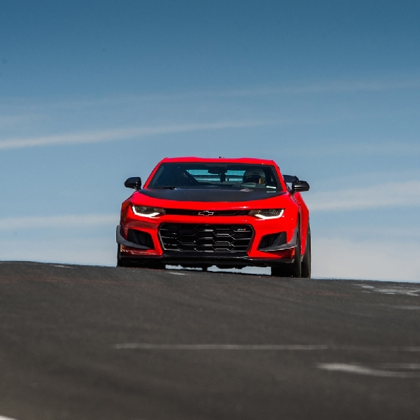 Video: Camaro ZL1 1LE Taklukan Nurburgring