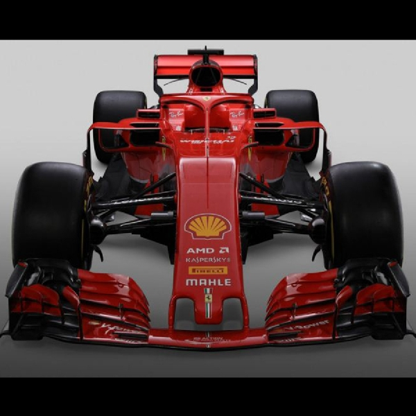 Ferrari Bakal Rilis Mobil Formula 1 SF71H 2018