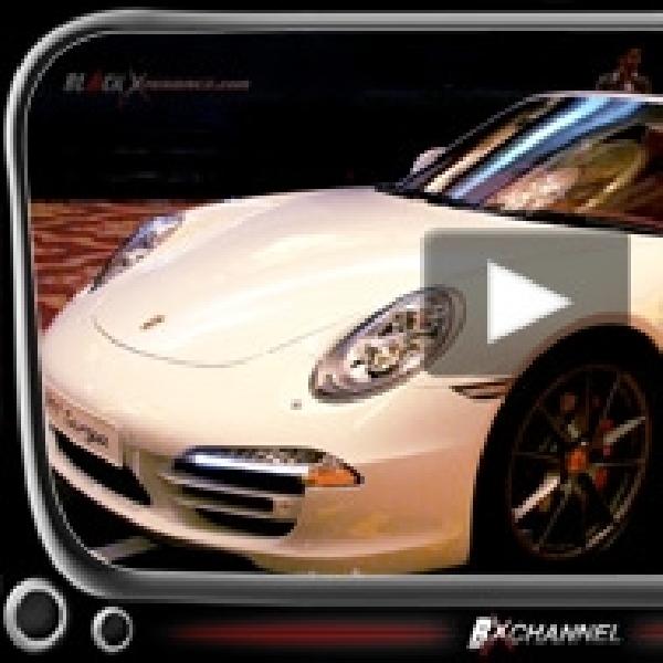 Review Porsche 911 Targa 4S 2015 A Legendary Sport Car