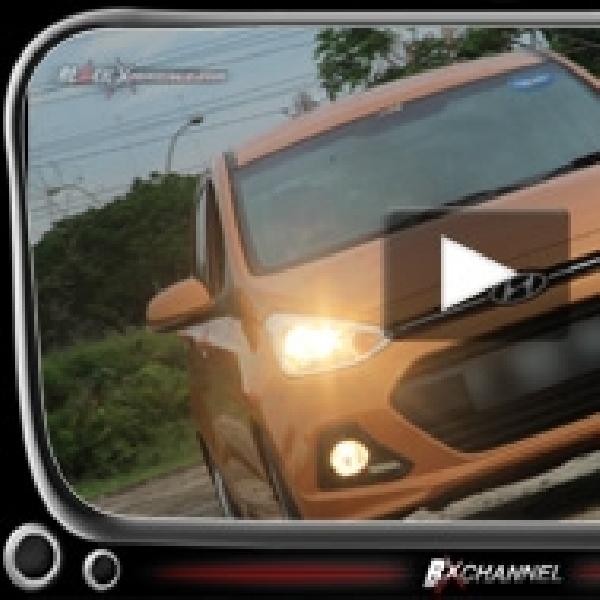 Test Drive Hyundai Grand i10 Tampil Catchy di Perkotaan