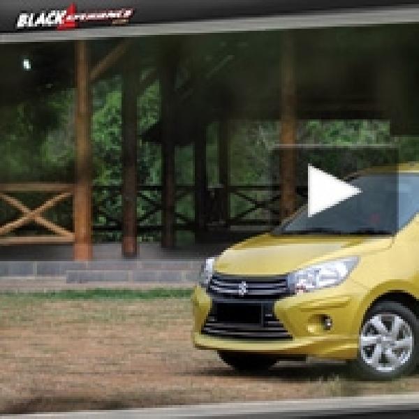 Test Drive Suzuki Celerio - A Bit Better